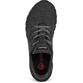 Giesswein Merino Runners - Chaussures Femme - noir